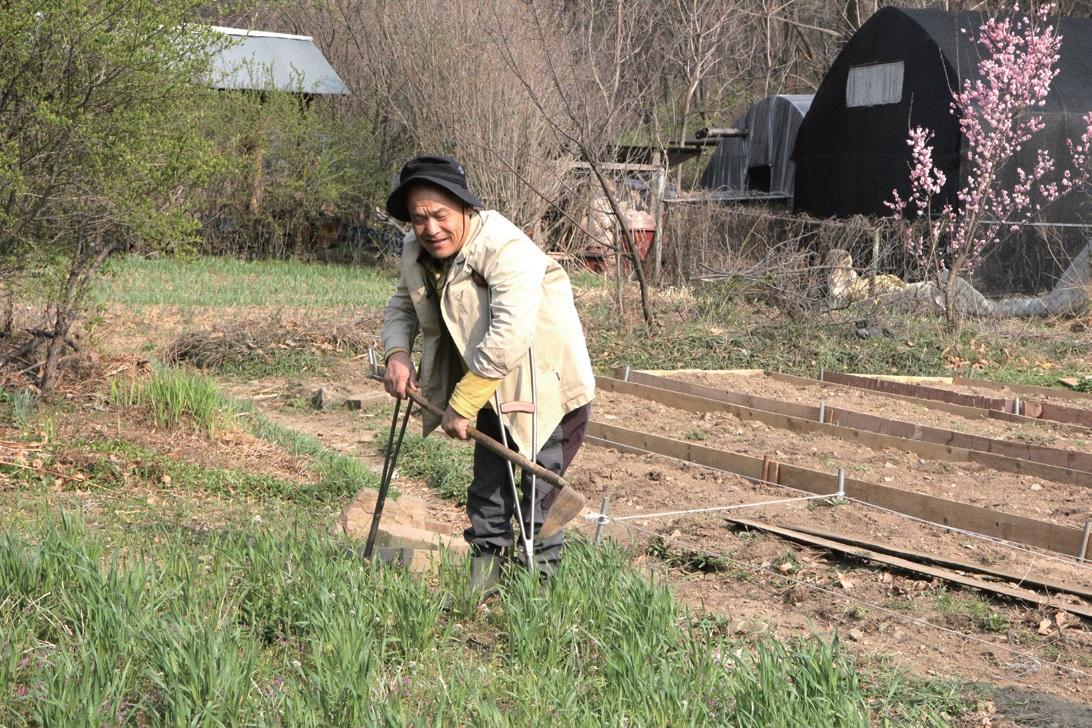 에너지에 의존하지 않고, 순환하며, 땅의 힘을 키우는 농장을 만들어나가는 것이 안 대표가 추구하는 것이다.