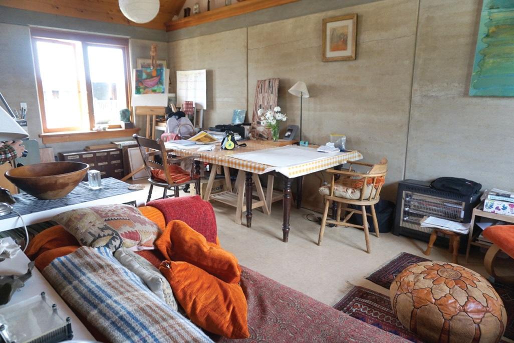 가장 작은 집의 실내