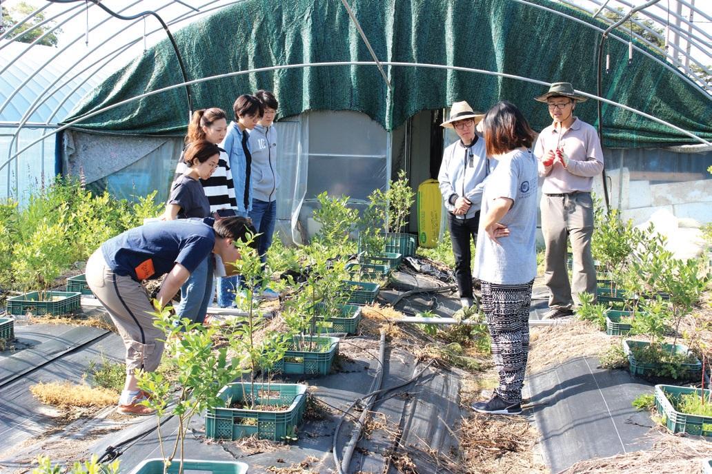 순창귀농귀촌지원센터는 지난 6월 '도시청년, 시골청년을 만나다'를 주제로 올해 처음 청년학교를 열었다. ⓒ순창귀농귀촌지원센터