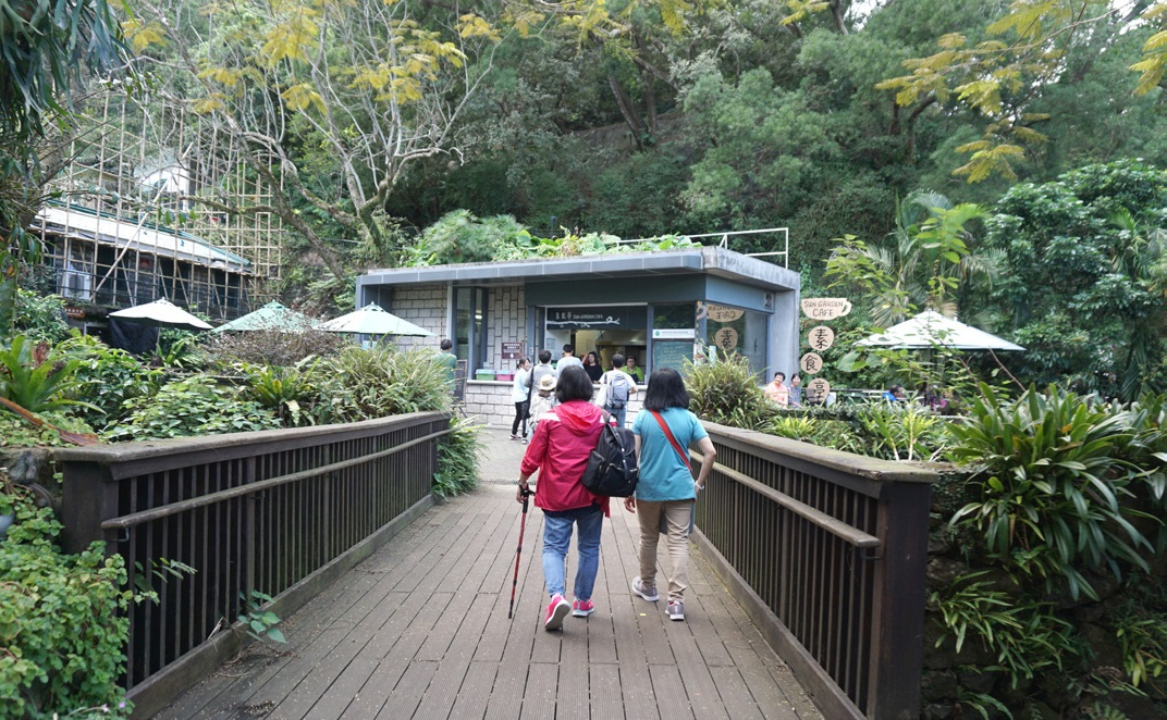 홍콩에서 생태계가 가장 잘 보존된 카두리농장은 농업과 생태교육현장이 되고 있다.