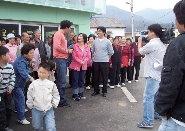 2005년의 기록. 어린이와 청년이 있던 마을.