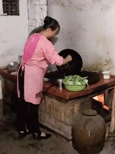 대만과 중국의 광둥은 밥을 지어 먹는 지역이다.
