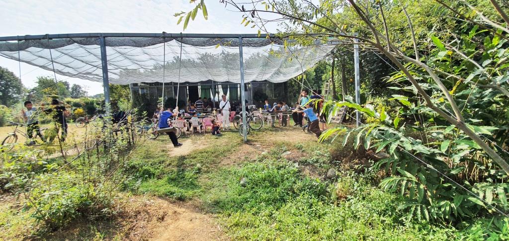 자심재단에서 운영하는 마지유기농장. 유기농 교육을 목적으로 하며, 소비자 대상 먹거리체험과 초중고교의 정규프로그램도 운영한다.